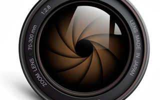 Диафрагма в фотоаппарате — что это?