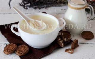 Как варить молочный суп с вермишелью