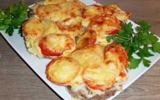 Как приготовить мясо по-французски с картошкой