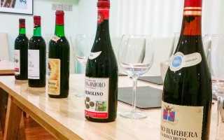 Как и сколько хранить вино