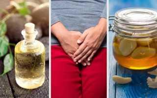 Как убрать неприятный запах из влагалища