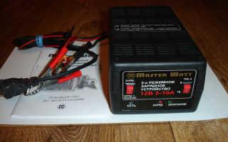 Как сделать самому зарядное устройство для автомобильного аккумулятора