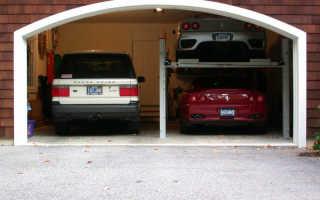 Как научиться заезжать в гараж