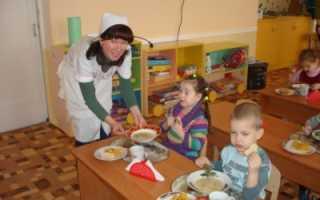 Что входит в обязанности помощника воспитателя детского сада