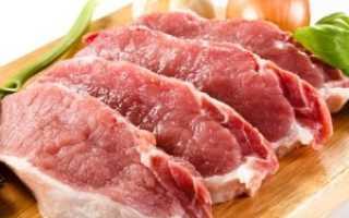 Сколько хранится мясо