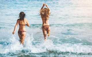 Как без страха научиться плавать