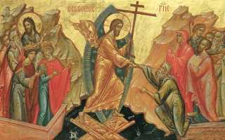 Что такое праздник пасха: история возникновения