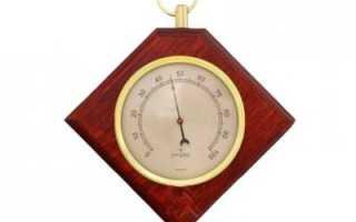 Какой гигрометр лучше — механический или электронный?