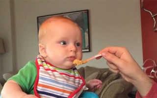 Что можно ребенку в 5 месяцев